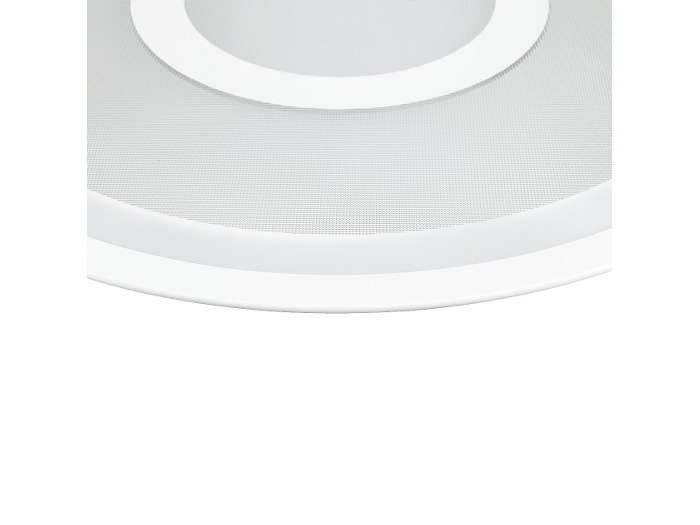 DayZone recessed round BBS561 with white rim