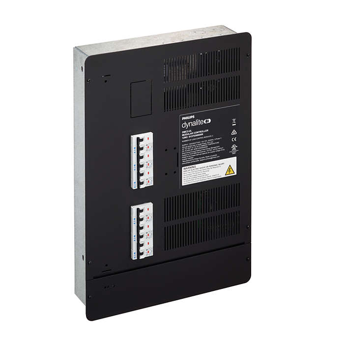 Sophisticated yet simple energy-efficient lighting control solutions