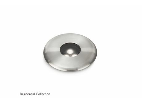 Sole recessed inox 1x6W SELV