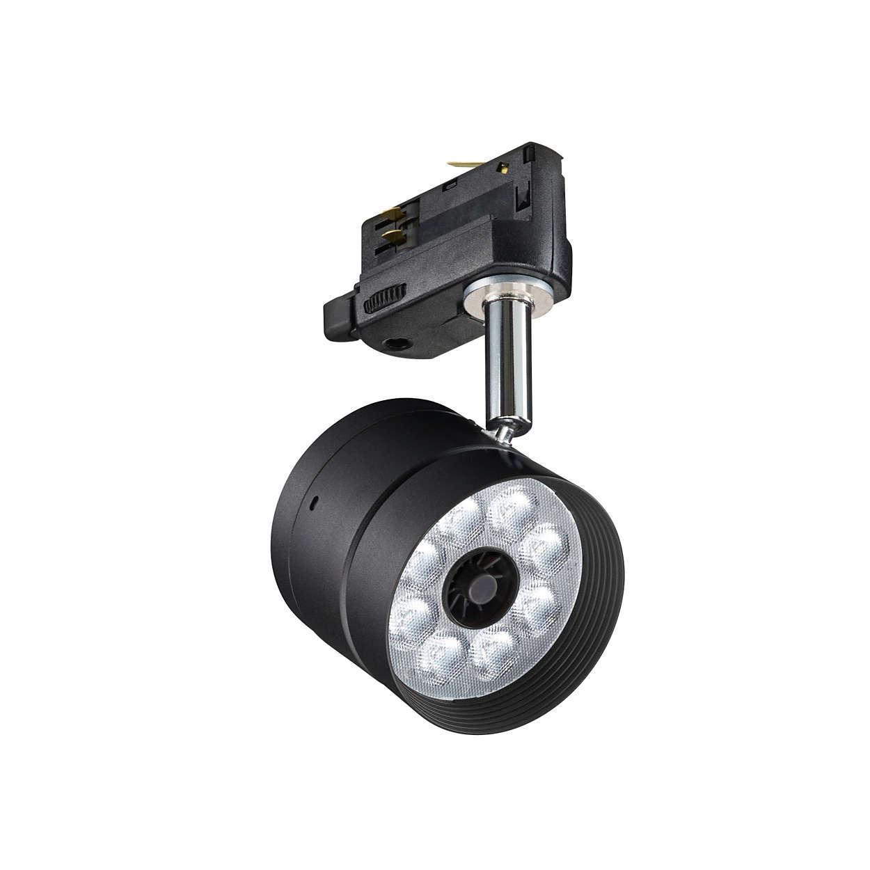CoreLine Projector — естественный выбор в пользу светодиодов