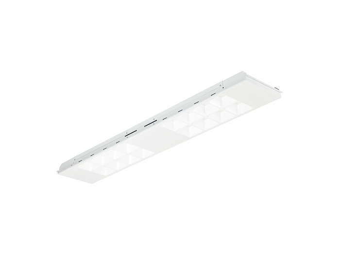 PowerBalance gen2 RC460B/RC461B recessed LED luminaire, extended (visible profile ceiling version)