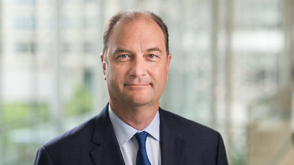 Edwin Paalvast, Chief of International Markets, Royal Philips