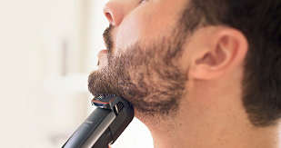 Trimme et kort skæg