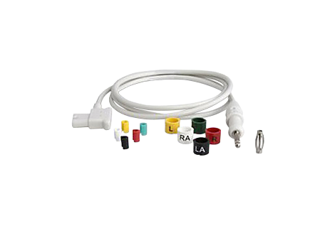 Limb Lead Set (Both AAMI and IEC) Diagnostic ECG Patient Cables and Leads
