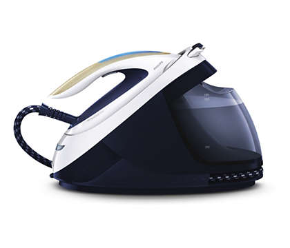 Faster and easier ironing**