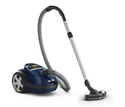 No other vac gives a more hygienic clean