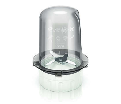 Dry Mill that complements perfectly your blender