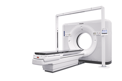 Big Bore RT CT scanner and simulator designed for radiation oncology and therapy