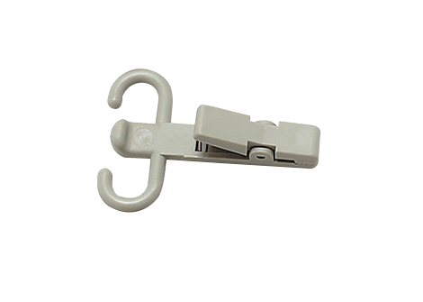 Bedsheet clip for trunk cables ECG patient safety cable accessory Accessories