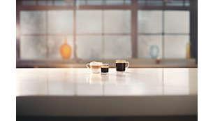Geniet van 3 koffievariaties binnen een handomdraai