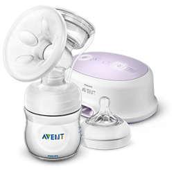 Avent Single electric breast pump