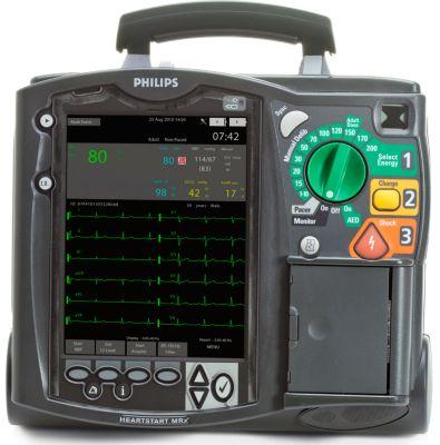 Defibrillator Monitors