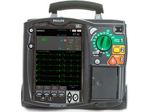 HeartStart MRx Monitor/Defibrillator for emergency care