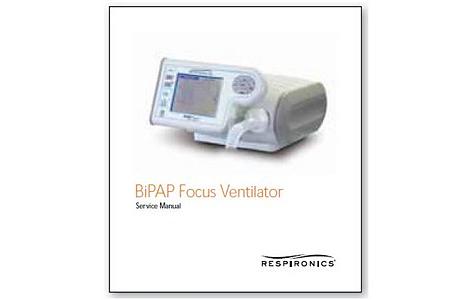 BiPAP Focus Service Manual English