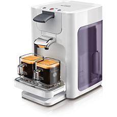 HD7860/10 SENSEO® Quadrante SENSEO®-kaffemaskin