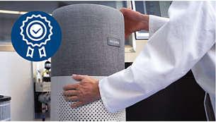 Smart sensors for intelligent purification