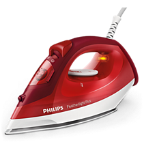 GC1423/40 Featherlight Plus Steam iron with non-stick soleplate