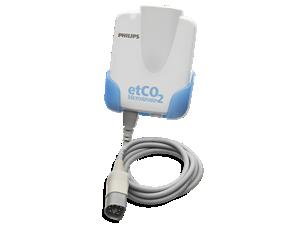 Microstream® Micropod etCO2 sensor Capnography