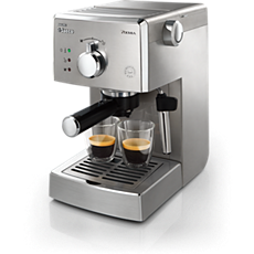HD8327/47 Philips Saeco Poemia Manual Espresso machine