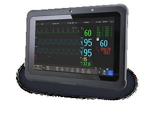 Medical Tablet Einfacher, effizienter Zugriff auf die benötigten Daten