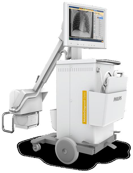 MobileDiagnost Opta Mobile X-ray system