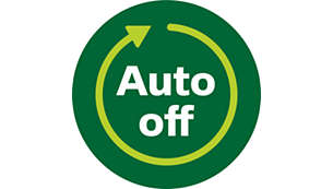 Extra auto shut-off protection