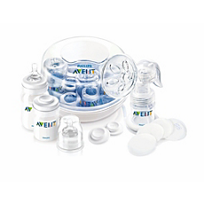SCD236/00 Philips Avent Gift Set Natural Beginnings