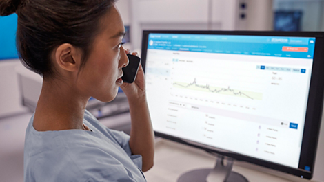Engage Connected care. Empowered patients.
