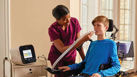 Multiple non-invasive patient interface options