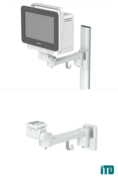 IntelliVue MX500/MX550 Mounting solution