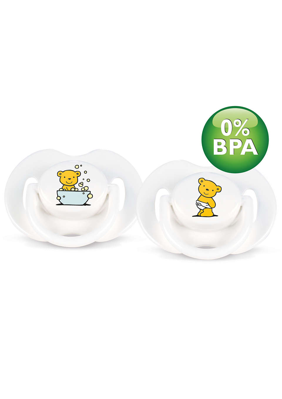 خالية من BPA وملاءمة لفم الطفل
