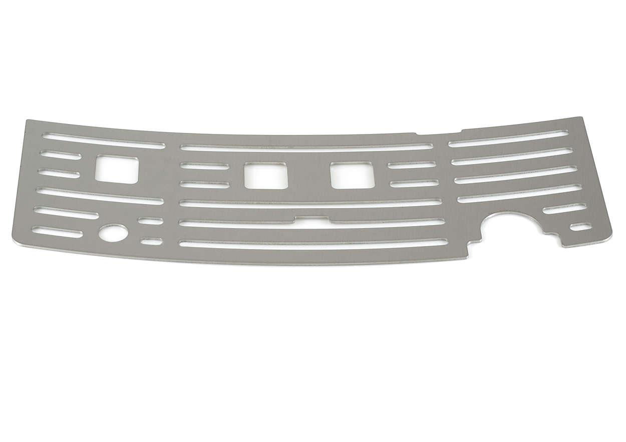 Rejilla para cubrir la bandeja de goteo