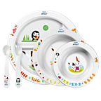 Avent Toddler mealtime set 6m+