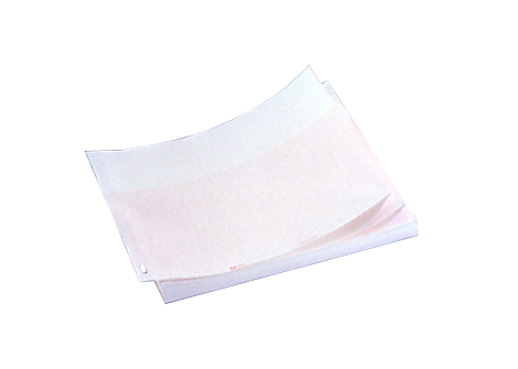 Thermal paper for PageWriter Z-fold