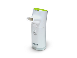 InnoSpire Go A portable, virtually silent mesh nebulizer