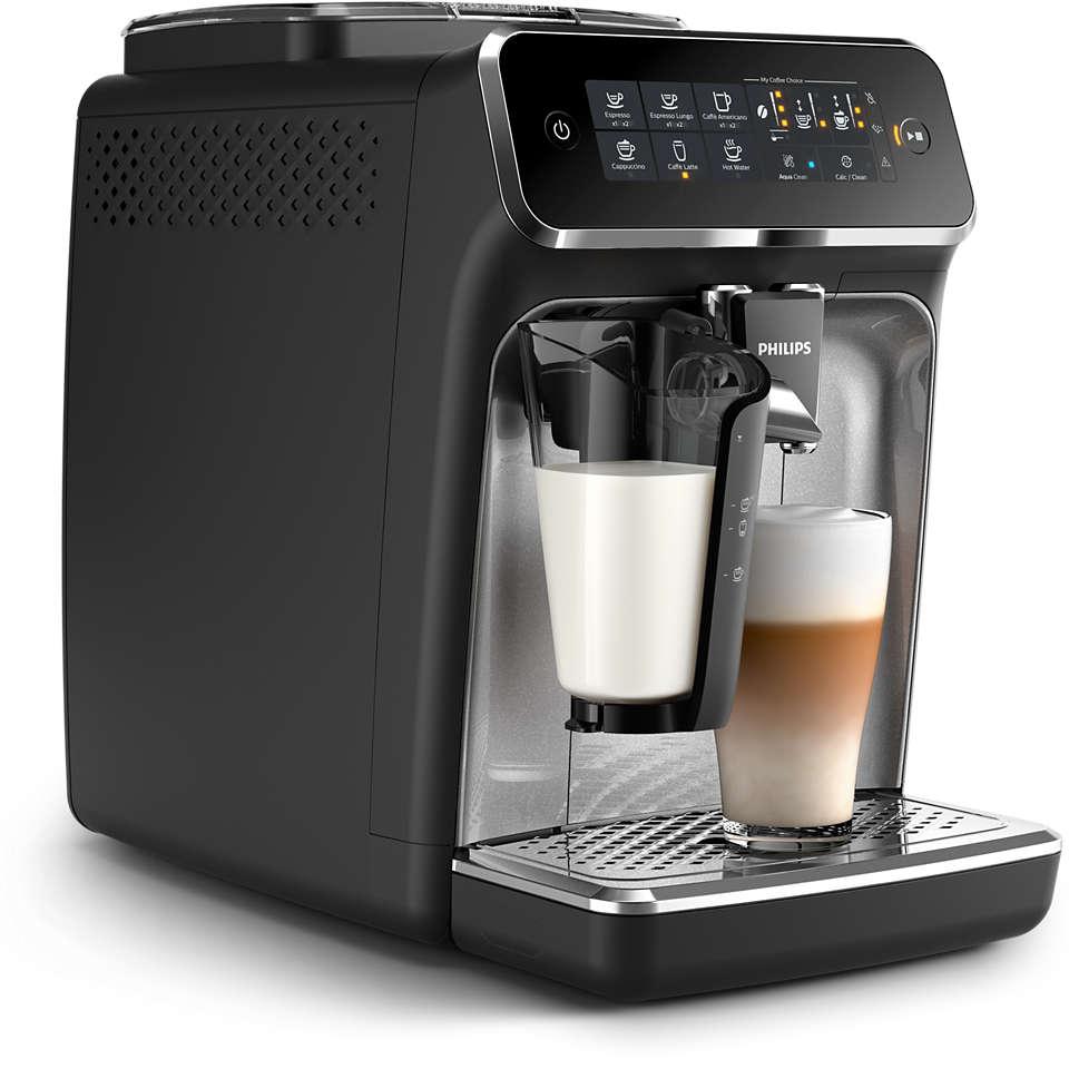 用新鲜咖啡豆制作 5 种美味的咖啡,操作简单