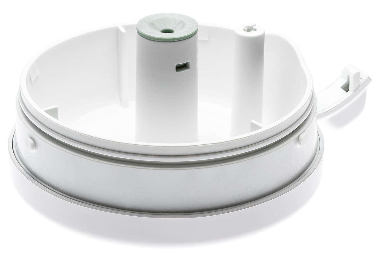 Tapa de la jarra para el robot de comida sana para bebés 4 en 1