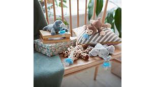 Elija su modelo favorito o tenga los cuatro animalitos adorables