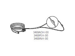 Cannula with Nafion Tubing Loflo Cannulate