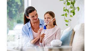 Naturalna i łagodna inhalacja dla dziecka i całej rodziny*