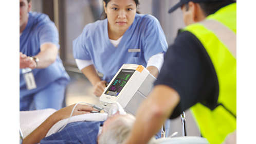 Philips - IntelliVue MP5 Portable patient monitor
