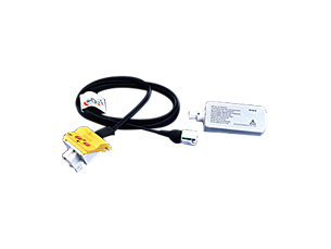 CodeMaster Hands-free Pad Cable (Yellow) Accessories