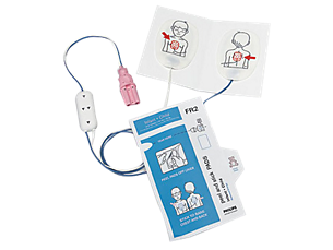 Infant/Child Reduced-Energy Defibrillator Pads Pads