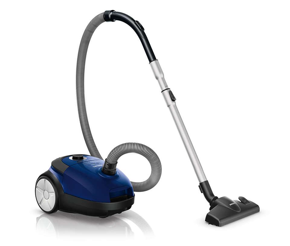 Največja moč sesanja za učinkovitejše čiščenje*