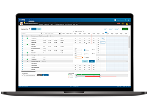 Electronic Medical Record (EMR) Integrated clinical data and workflows