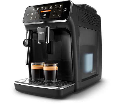 5 heerlijke koppen koffie van verse bonen, eenvoudig gemaakt
