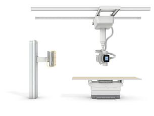 DigitalDiagnost C50 Sistema de radiografía digital montado en el techo