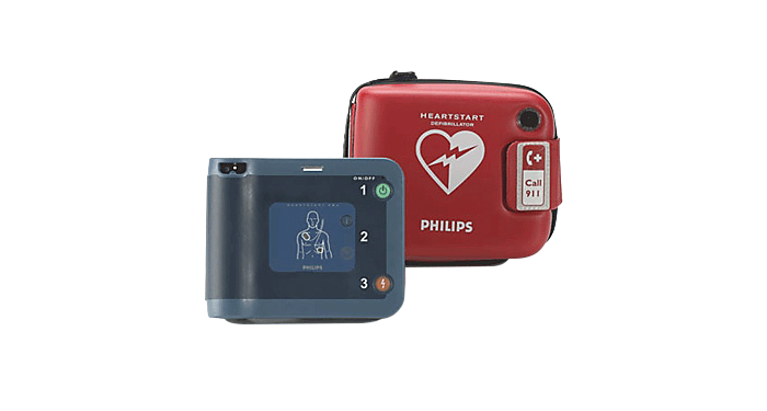 Philips - HeartStart FRx AED