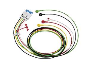 Cbl 5-lead Snap Limb Lead Set