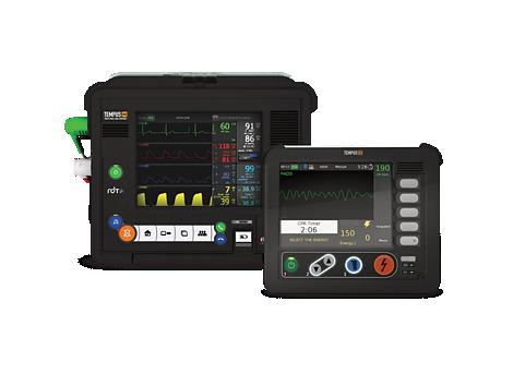 Tempus ALS Monitor/defibrillator